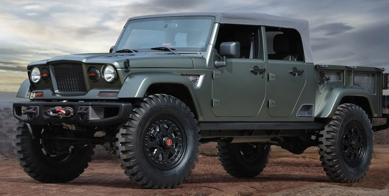 jeep concepts Jeep Crew Chief 715