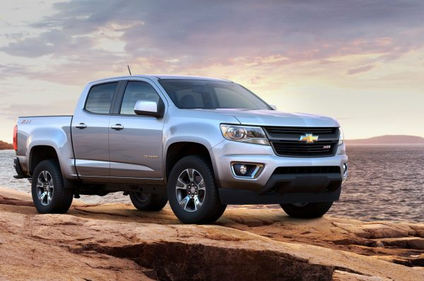 Chevy Colorado Z/71 – For Campers and Trekkers