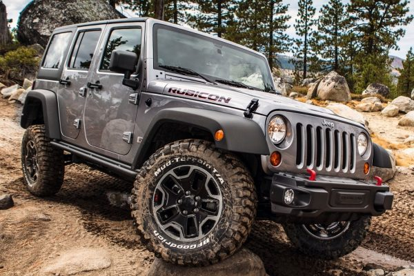 Jeep Wrangler Rubicon – One of the Best Adventure Cars of 2016