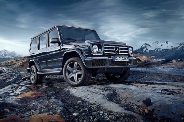 Mercedes-Benz G500 – Adds Luxury to Your Adventure