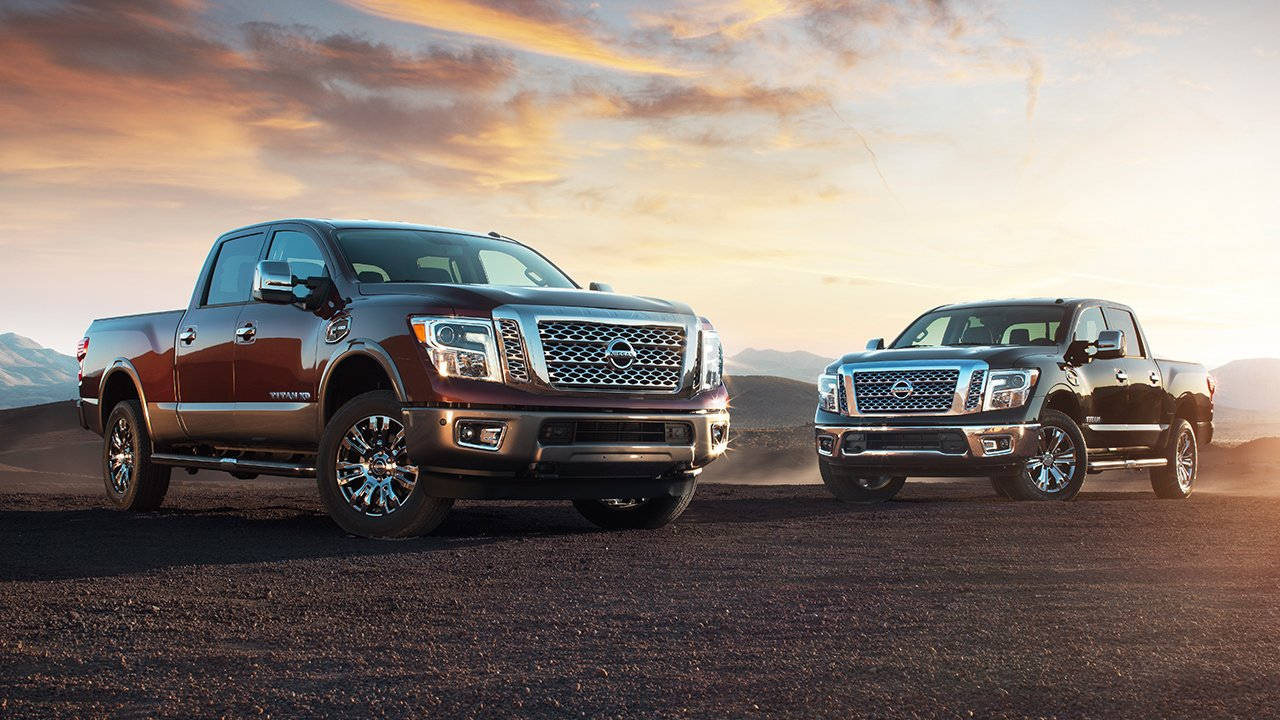 2017 Nissan Titan - Best Adventure Car by Nissan