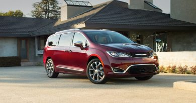 Chrysler Pacifica – An Adventure Auto for Large Families