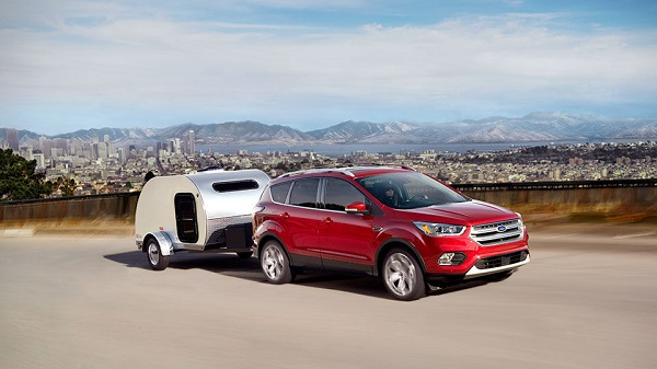 Ford Escape: An Affordable Adventure Vehicle