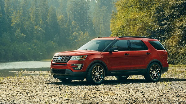 Ford Explorer- The Ultimate Choice for Adventure