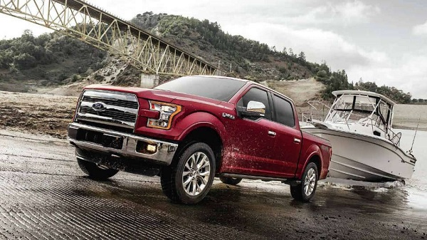 Ford F-150: Adds More Power and Strength to Your Adventure