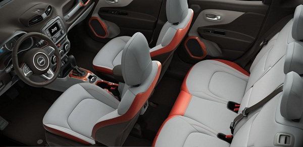 2017 Jeep Renegade – Interior Characteristics of the Best SUV off Road