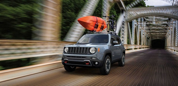 Engine Characteristics of 2017 Jeep Renegade – Know the Capability
