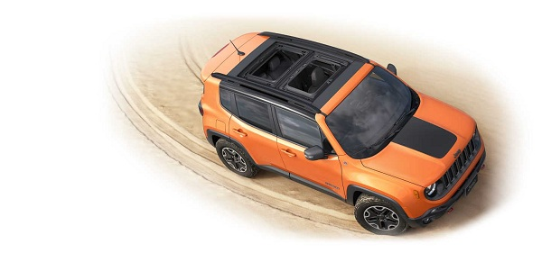The Best Off Road Suv 2017 Jeep Renegade With Versatile