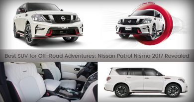Best SUV for Off-Road Adventures: Nissan Patrol Nismo 2017 Revealed