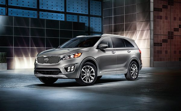2017 Kia Sorento: One of the top Adventure Vehicles