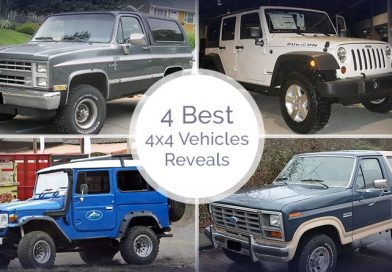 4 Best 4×4 Vehicles Reveals