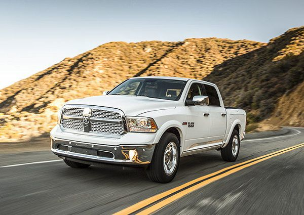 Price of 2017 Ram 1500