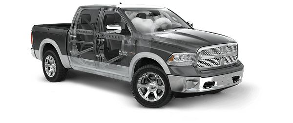 Safety Features of 2017 Ram 1500