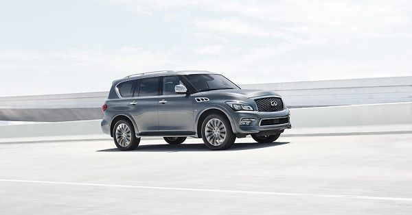 the best off road suv 2017 infiniti qx80 with v8 engine. Black Bedroom Furniture Sets. Home Design Ideas