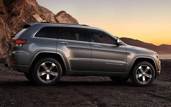 Design of Off Road Adventure Vehicles - 2017 Jeep Grand Cherokee