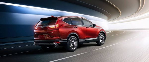 Performance Attributes of Honda CR-V 2017