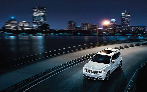 Price of 2017 Jeep Grand Cherokee