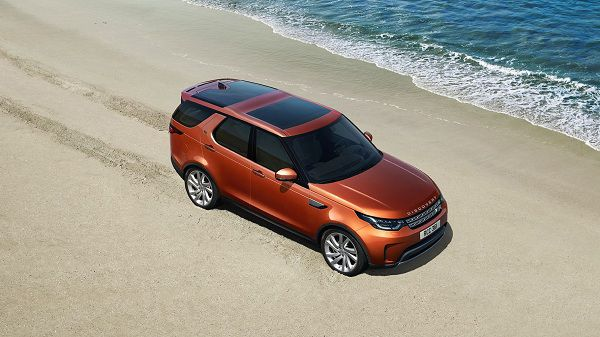Price of 2017 Land Rover Discovery