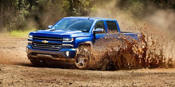 Performance of 2018 Chevrolet Silverado