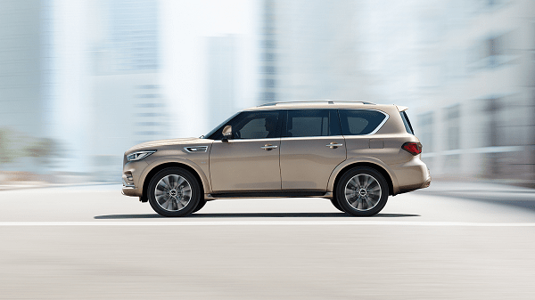 Price of the 2018 Infiniti QX80