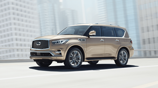 Exterior Design of the 2018 Infiniti QX80 – Adventure Automotive