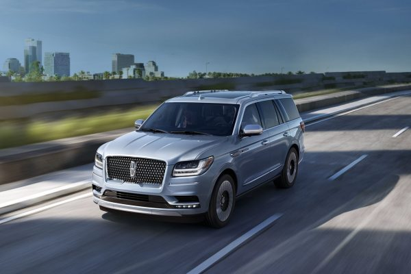 Performance of the 2019 Lincoln Navigator