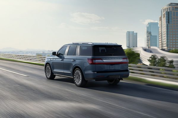 Price of the 2019 Lincoln Navigator