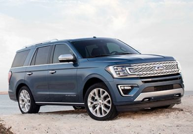 2019 Ford Expedition - Adventure-ready SUV with an EcoBoost V6 Engine