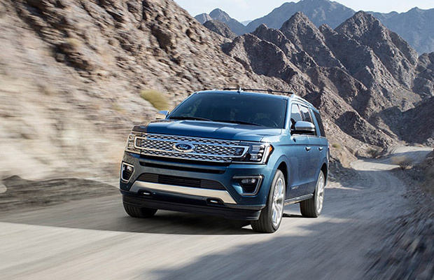 Price of 2019 Ford Expedition