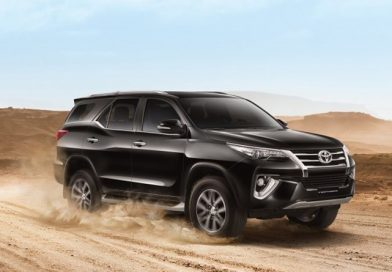 2020 Toyota Fortuner with a High-performance V6 Engine