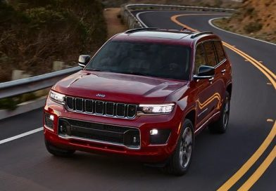2021 Jeep Grand Cherokee L - Full-sized SUV with Dynamic 4x4 Capabilities