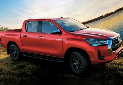 2021 Toyota Hilux Equipped with Two Powerful Engine Variants
