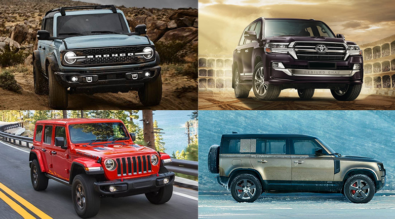 Best New Off-Road Adventure Vehicles