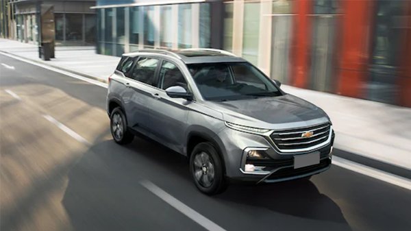 Performance Features of the 2021 Chevrolet Captiva