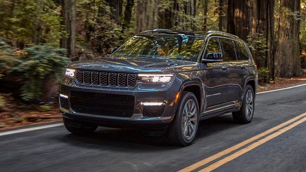 Performance Features of the 2021 Jeep Grand Cherokee L