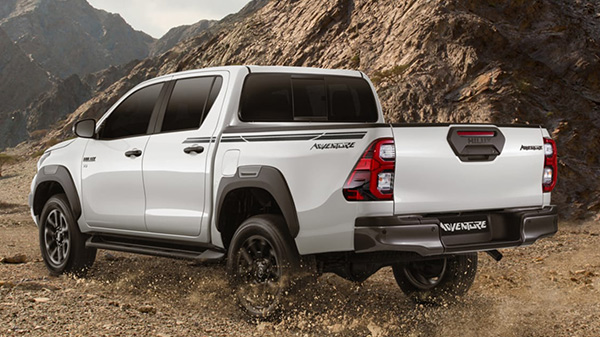 Price of the 2021 Toyota Hilux Adventure in the UAE