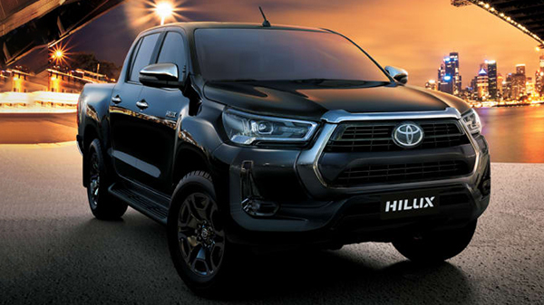 Design Specifications of the 2021 Toyota Hilux