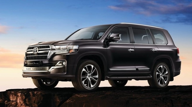 2021 Toyota Land Cruiser- Full Sized SUV with Powerful V8 Engine