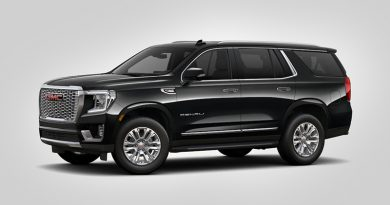 2021 GMC Yukon Denali - Off-Road SUV with Traction Select System
