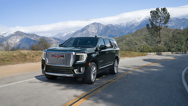 Performance of the 2021 GMC Yukon Denali