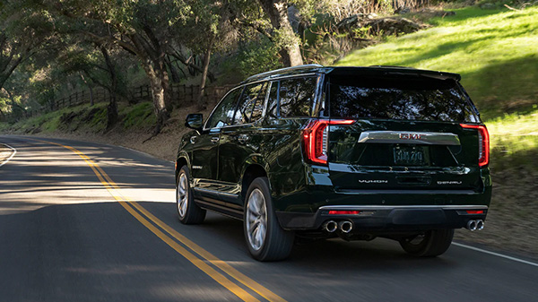 Price of 2021 GMC Yukon Denali