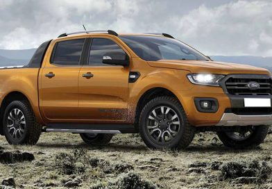 2021 Ford Ranger - Mid-Size Pickup with Advanced Driver-Assistance Systems