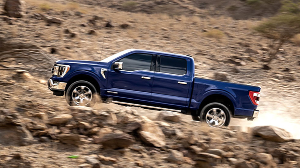 Performance Features of the 2021 Ford F-150