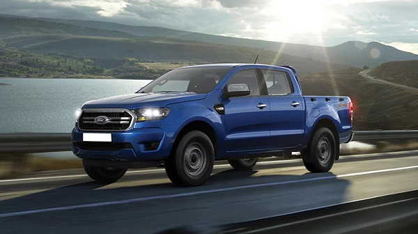 Performance of the 2021 Ford Ranger