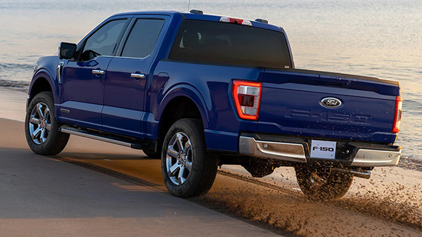 Price of the 2021 Ford F-150 in the UAE