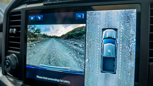 Safety Features of the 2021 Ford F-150