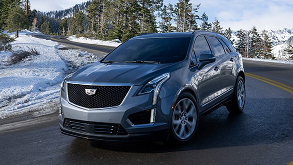 Performance of the 2021 Cadillac XT5